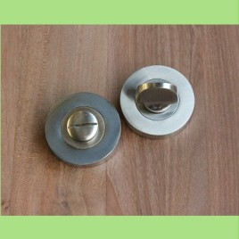 Retro rond WC-slot | mat | per set